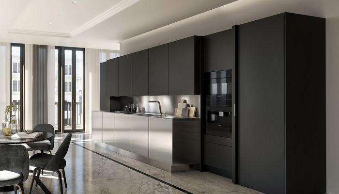 Modern kitchen designs in dubai